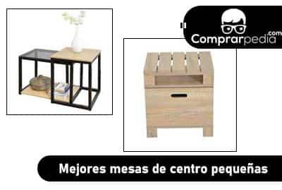 Mejores mesas de centro pequeñas