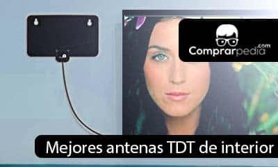 Mejores antenas TDT de interior