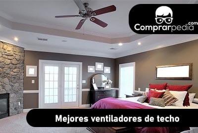 Mejores ventiladores de techo baratos