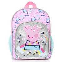 Mochila escolar de Peppa Pig