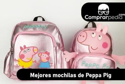Mochilas de Peppa Pig