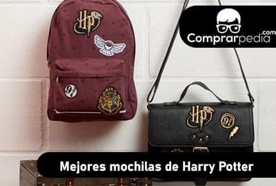 Mochilas escolares de Harry Potter