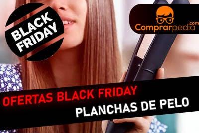 Ofertas de planchas de pelo en Black Friday