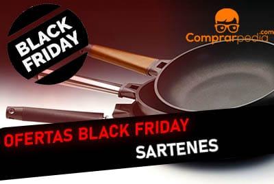 Ofertas de sartenes en Black Friday