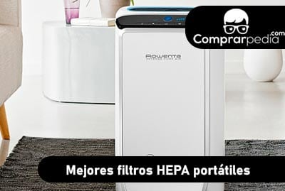Mejores filtros HEPA portátiles
