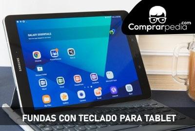 Las mejores fundas con teclado para tablet