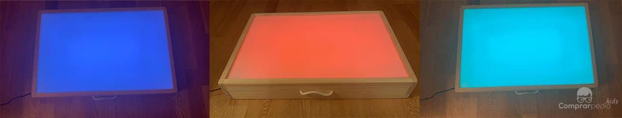 Luces RGB