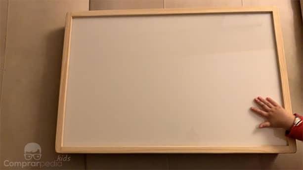 Metacrilato blanco opal para mesas de luz