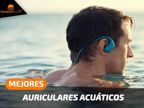 Mejores audifonos acuáticos