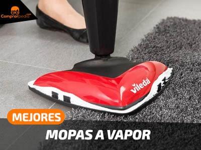 Mejores mopas a vapor para tarima flotante