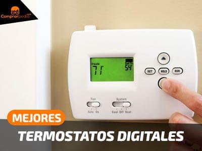 Mejores termostatos digitales de calefacción