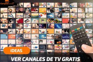 4 formas de ver canales de TV de pago gratis en 2021