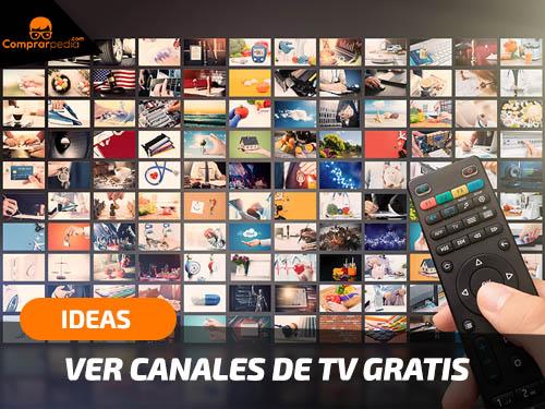 Formas de ver canales de TV de pago gratis