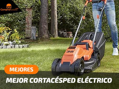 Mejor cortacésped eléctrico y barato