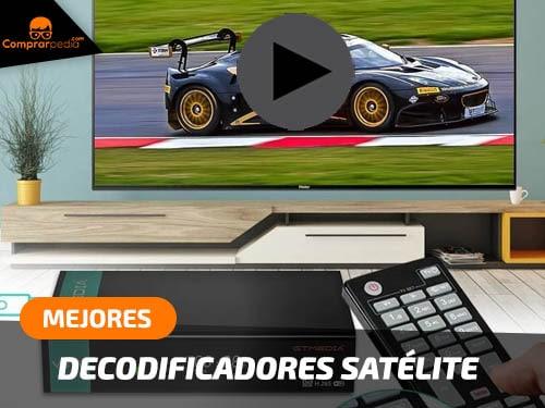 Mejor decodificador satélite para ver canales gratis