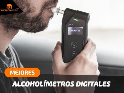 Mejores alcoholímetros digitales fiables y homologados por la DGT