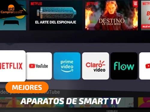 Mejores aparatos para conectar TV a internet