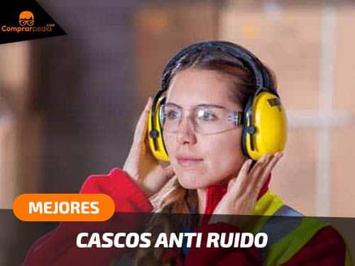 Mejores cascos anti ruido