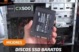 Los 5 Mejores Discos Duros SSD Baratos de 2021