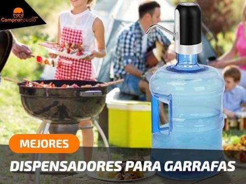 Mejores dispensadores de agua para garrafas