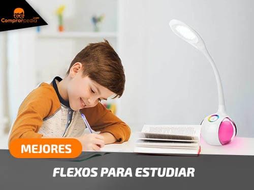 Mejores flexos LED para estudiar