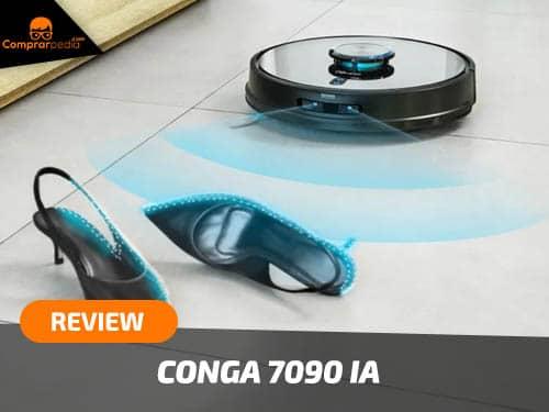 Revisión y opiniones del Conga 7090 IA