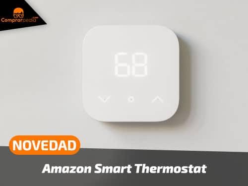 Amazon Smart Thermostat el termostato inteligente compatible con Alexa