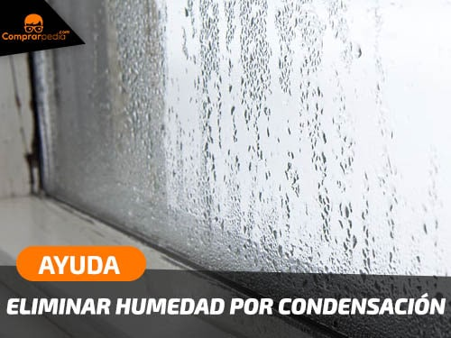 Cómo eliminar la humedad por condensación