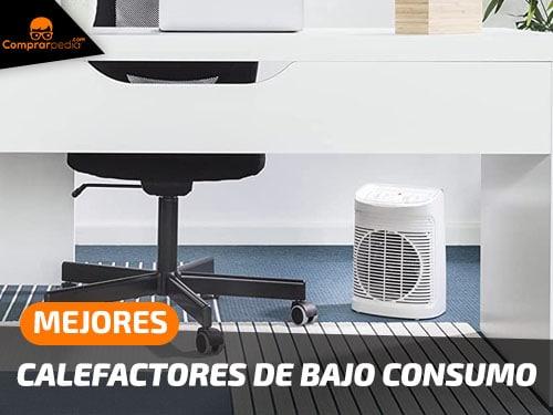Mejores calefactores de bajo consumo