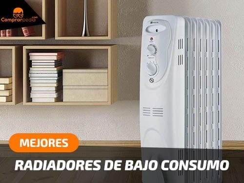 Mejores radiadores de bajo consumo