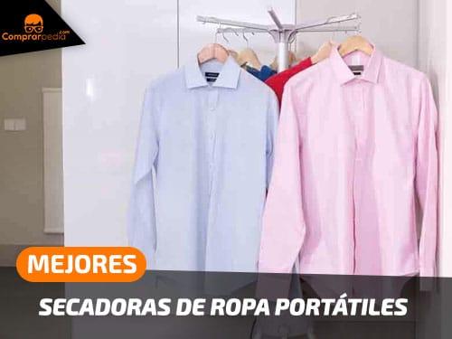 Mejores secadoras de ropa portátiles del mercado