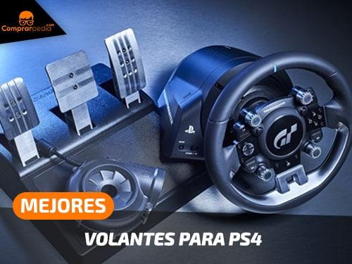 Mejores volantes para PS4