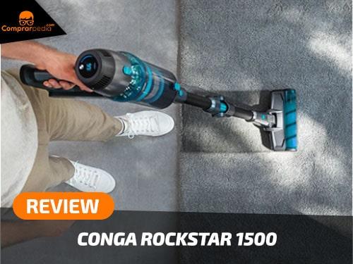 Review y opiniones de los aspiradores Conga Rockstar 1500