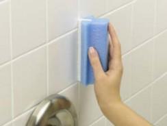 Cómo limpiar las juntas de los azulejos con productos caseros