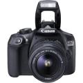 Canon EOS 1300D + Objetivo 18-55mm