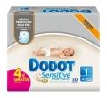 Dodot Sensitive – Tallas de la 0 a la 3