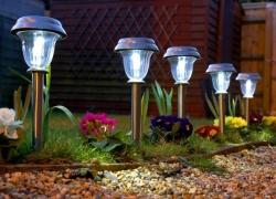 Las mejores lámparas solares de LED calidad precio