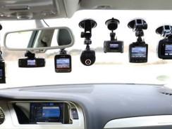 Las 4 mejores cámaras para coche de 2017