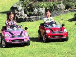 Los 6 mejores coches de batería para niños de 2016
