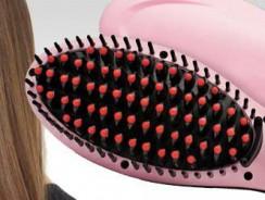 El mejor cepillo alisador de pelo de 2017