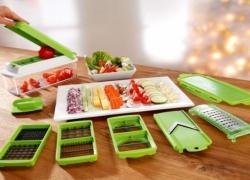 El mejor cortador de verduras para tu cocina