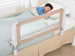 Las mejores barandillas de cama para bebés