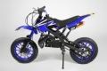 Dirtbike Apollo de gasolina 49cc Azul